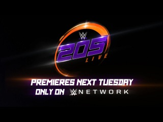#My1 Don't miss the debut of WWE 205 Live next Tuesday on WWE Network