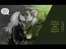 Black canary, green arrow