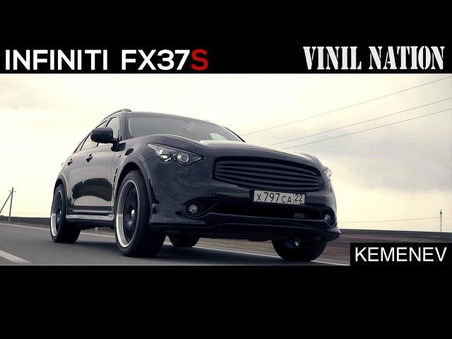 Infiniti FX37S Vinil Nation KEMENEV