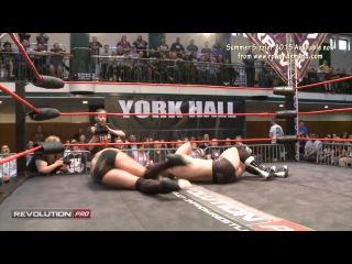 Tommy End vs Josh Bodom, single match, RevPro TV #13