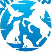Логотип Фонд помощи животным ОБЩИЙ МИР
