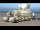 INCREDIBLE Kinetic Sculptures You Need To See - Oddly Satisfying Video