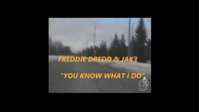 Freddie Dredd Jak3 You Know What I Do * DOOMSHOP SIXSET