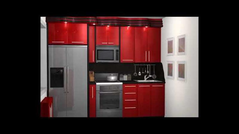 Ideas Desain Rumah Minimalis Rancangan Dapur Modern