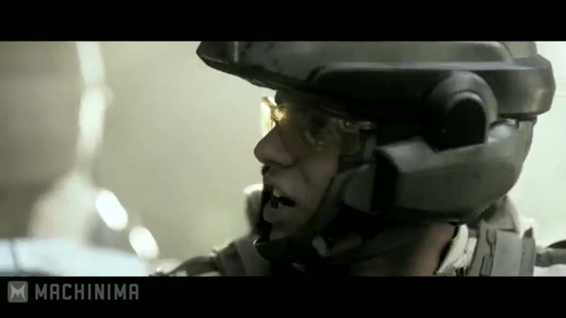 Halo 4: Идущий к рассвету (трейлер) (2012) / Фантастика