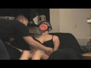 Breathless angel 10 - gas mask + strangulation