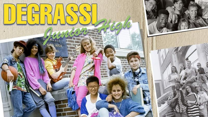 Подростки с улицы Деграсси / Degrassi Junior High (1 сезон 1-2 серии) (1987)
