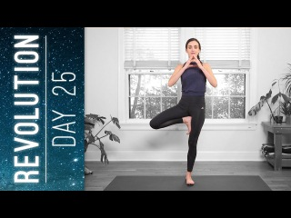Revolution - Day 25 - Root Practice