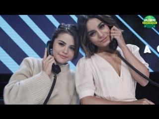 Disney Stars Selena Gomez, Demi Lovato and Vanessa Hudgens Reunite