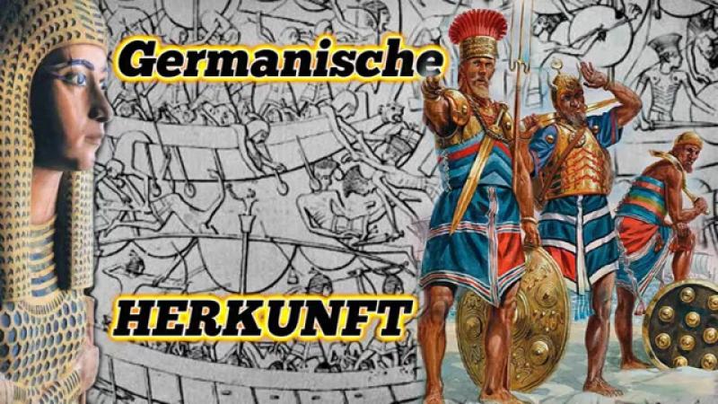 Die Germanische Herkunft Wir Arier sind Atlanter