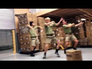 Fedex vs. ups dance battle the williams fam, david moore, josh killacky