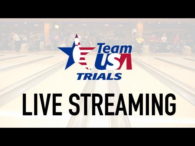 2018 USBC Team USA Trials - Round 4 (men)