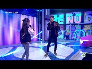 Menuda Noche | David Parejo nos canta 'Solo otra vez'