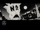 """Mercedes-Benz Tongue Twisters: """"Deer"""" by mcbess   Night View Assist"""