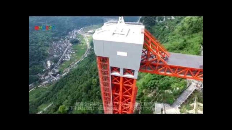 不可思議的世界橋樑,一半在中國