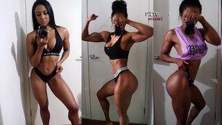 Melissa Carver  Gym WorkOut Motivation 2018   Instagram Girls
