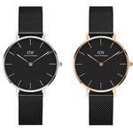 ЖЕНСКИЕ ЧАСЫ DANIEL WELLINGTON ASHFIELD