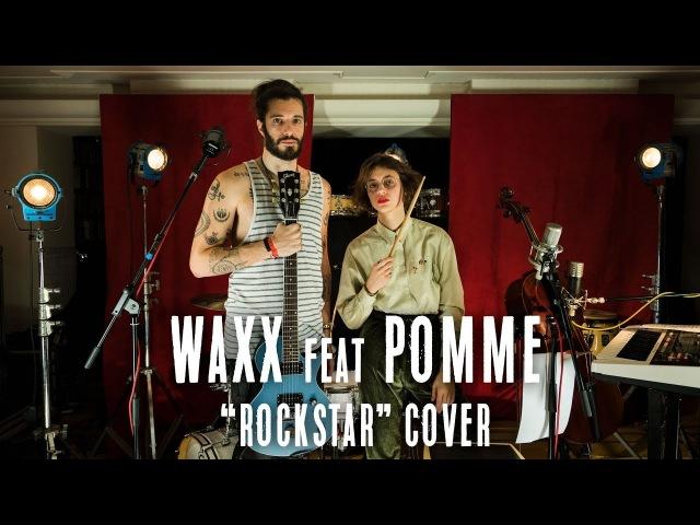 Rockstar Post Malone Cover Waxx Pomme