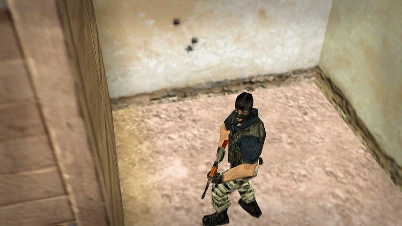 TF F1n3?!~ vs KJIAH-6AKJIAH | ACE with AK-47 HE (Remake)