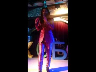 """Conchita Wurst - You Are Unstoppable (snippet), afterparty """"Side By Side"""""""