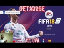 Playing agiasnt my lil brother in fifa 18 demo