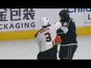 Gotta See It: Bieksa drops Andreoff with patented one-punch KO