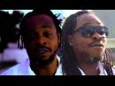 Mellow Man Ace It Was Me Man feat Jarobi Cazal Organism Official Video