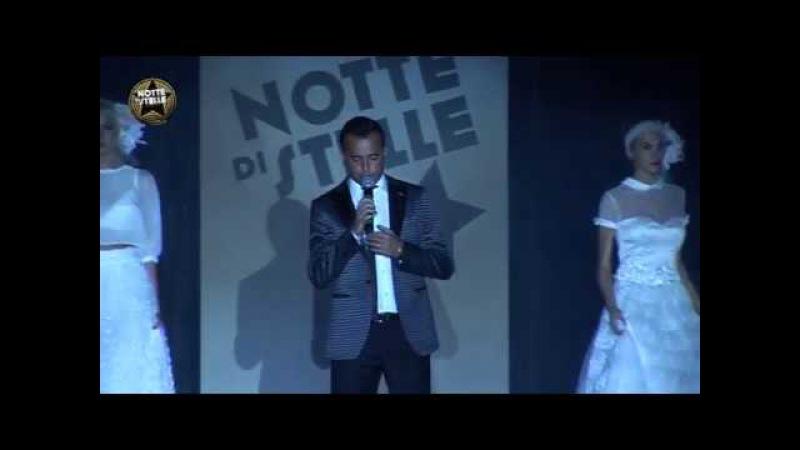Luca Lattanzio canta ave maria a cappella e libiam libiam