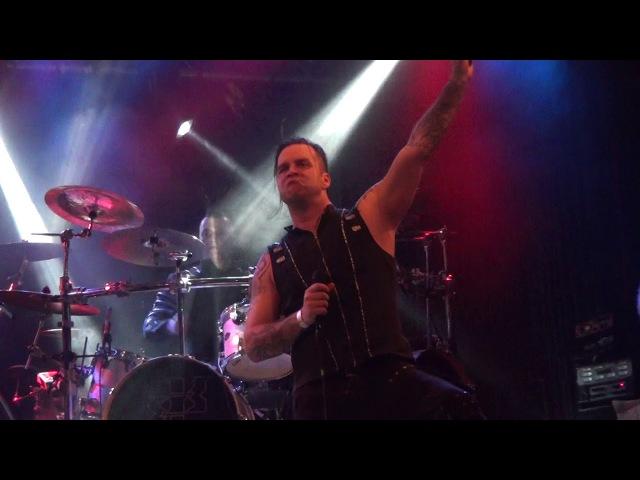 RUOSKA Käärmeenpesä live at MetalOrgy 2017 Helsinki