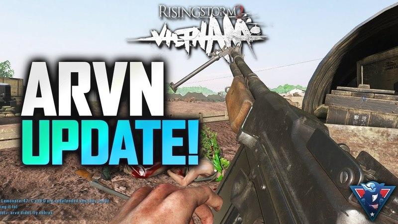 Rising Storm 2 Vietnam ARVN UPDATE