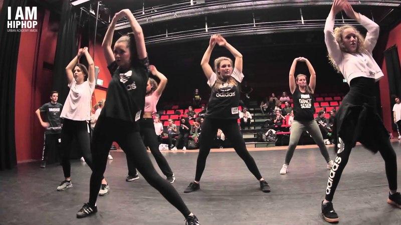 Rihanna Sexuality choreography by Jordy Sparidaens