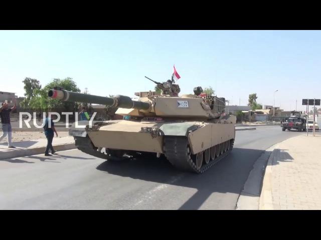 Iraq Iraqi forces enter Kirkuk as Baghdad Kurdistan tensions soar
