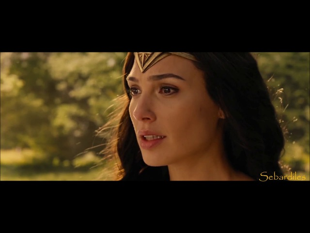 Wonder Woman (Unstoppable - Sia) Music Video