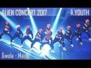 ALiEN Dance Studio CONCERT 2017     Gwola - Maino   Fancam by lEtudel