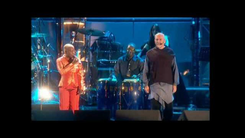 Peter Gabriel In Your Eyes ft Youssou N'Dour