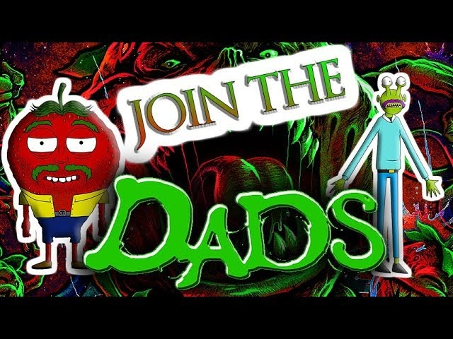 RINGS OF SATURN - BERRIED ALIVE - DADS INDIEGOGO COMMERCIAL