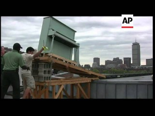 MIT students destroy piano as part of tradition dating back to 1972