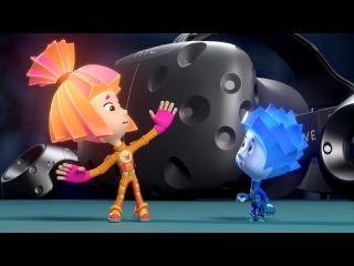 Фиксики - VR-игра Фиксики. Большой секрет. Попади в мир фиксиков!