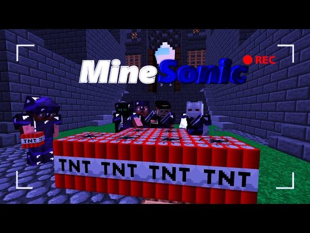 ☛15 ∫ MineSonic ∫ Защита клана BlackEmpire от HellEmpire MountaiN LIONS ∫1080 60fps ∫