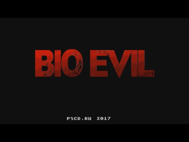 Resident Evil for Sega Mega Drive/Genesis