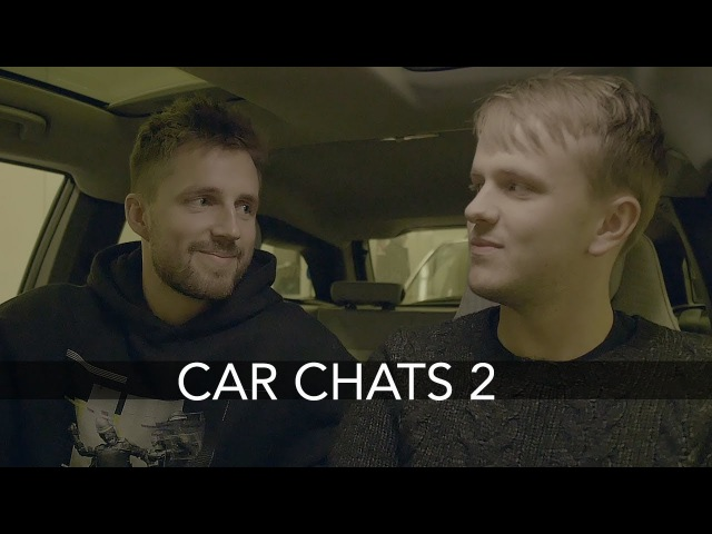 Car Chats 2 UK To France (The Chunnel)