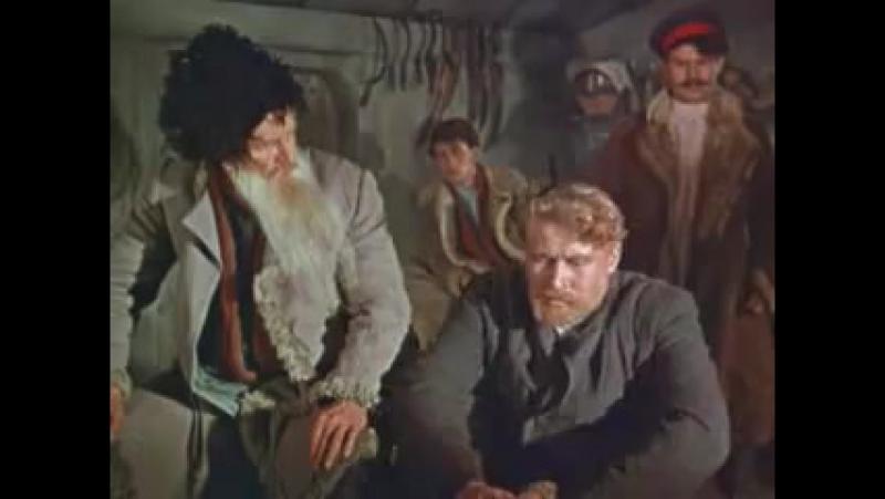 Поднятая целина Серия 1 1959 Фильм Александра Гавриловича Иванова
