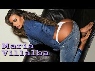 Maria Villalba absoluty hot & dream glutes | Venezuelan fitness model