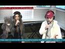 ST feat. Бьянка - Rap'N'Roll (LIVE импровизация на Радио Русский Хит)