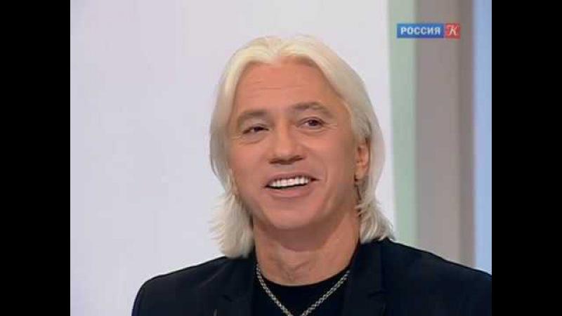 Д Хворостовский в программе Наблюдатель. Эфир 01.10.14г.