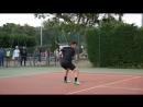 Tennis CNGT dEyguières finale Teixeira vs Obry set décisif