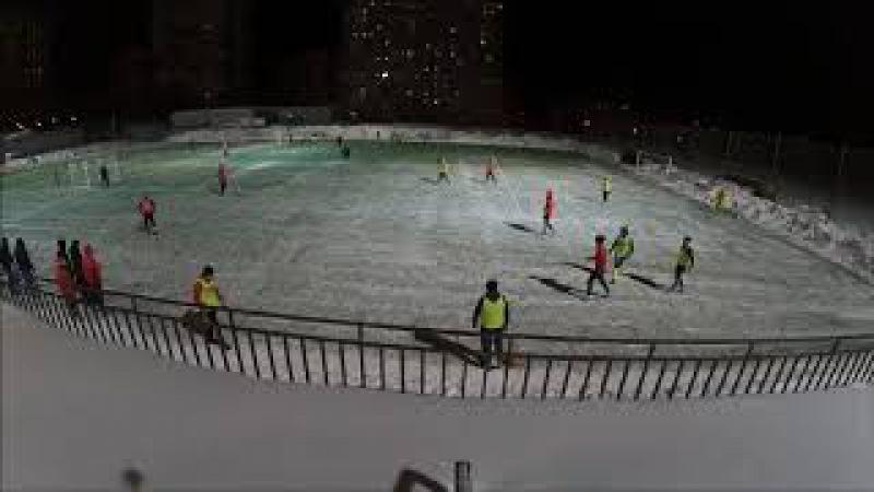 Arsenal Suksun Алмаз Зимний Чемпионат НФЛ 29 января