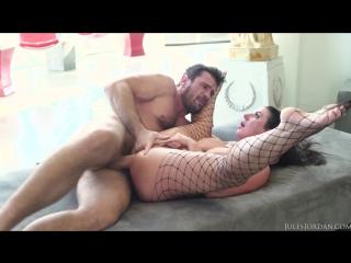 Angela white - julesjordan [all sex, hardcore, blowjob, gonzo]