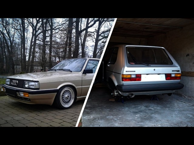 AUDI 90 Typ 81 | VW Golf MK1 GTI | Randgruppe | VWHome