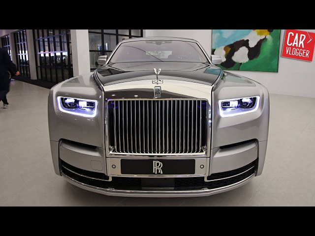 INSIDE the NEW Rolls-Royce Phantom 8 2018 | Interior Exterior DETAILS